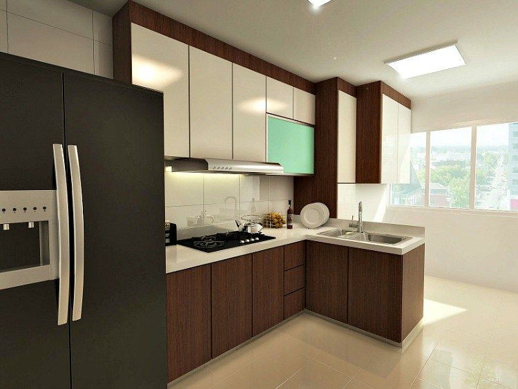 3 Room Flat Kitchen Design Singapore Best 2017