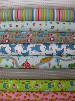 sugar pixie... Desperately want more cute fabric!