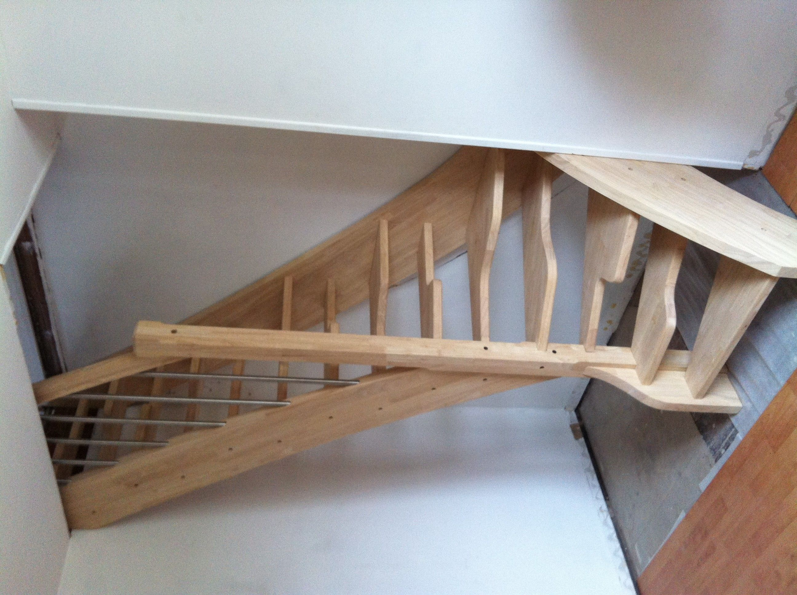 Tr Mie Escalier Quart Tournant Frais Mon Actualit