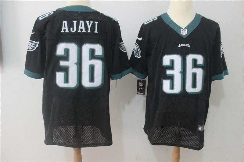 44a128fceef Men Philadelphia Eagles 36 Ajayi Black Nike Elite NFL Jerseys Nike Nba  Jerseys, Nike Nfl