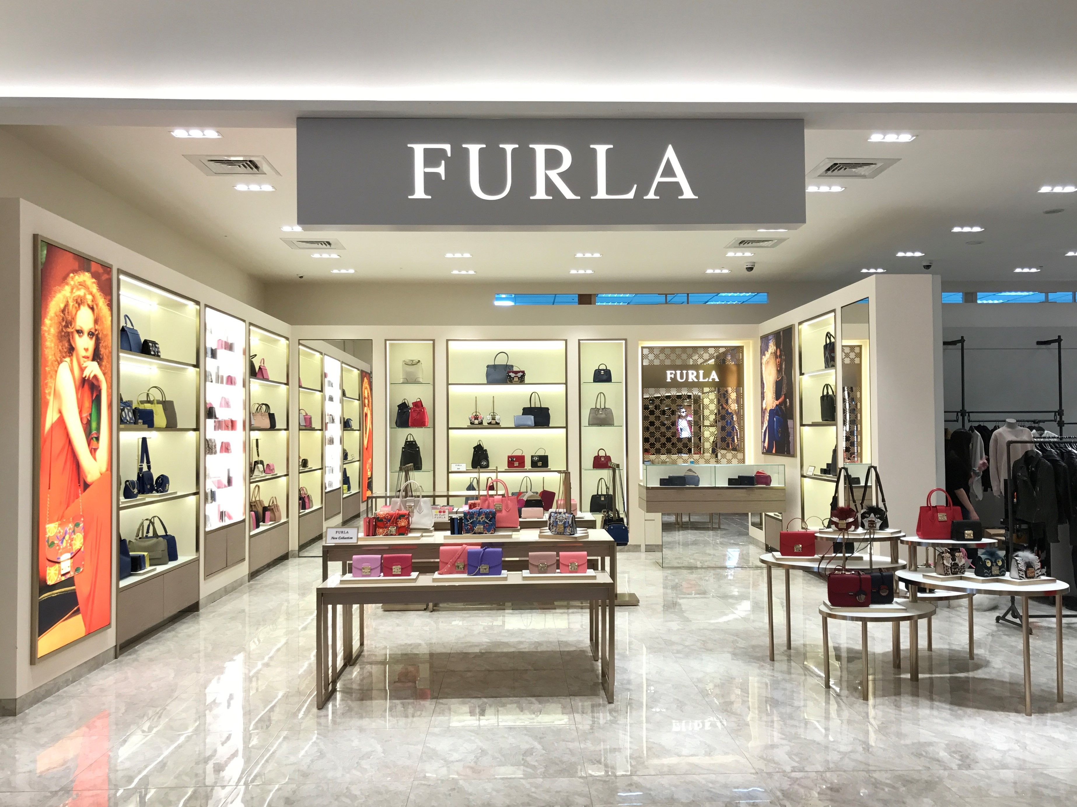 5ace363e0a9f Furla has partnered with Ever Rich Duty Free Shop to open a boutique at the retailer s  new Discovery Hotel and Profond Pier No.