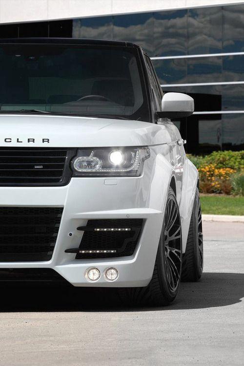 Lumma design range rover transportes hermosos for Garajes para carros