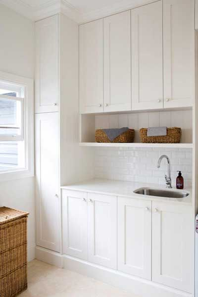 Laundry - Provincial Kitchens Sydney Laundrys Pinterest