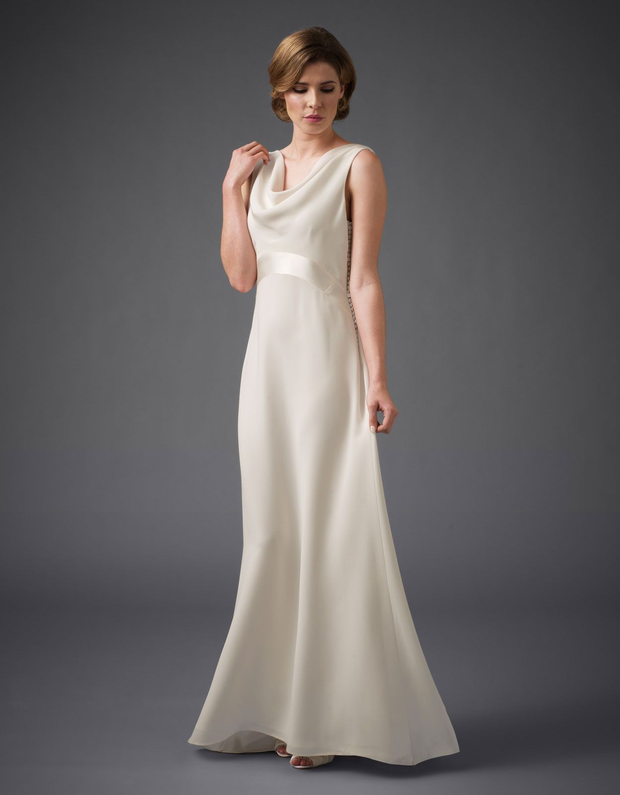 Vintage Princess Ball Gown Wedding Dress   Stella York