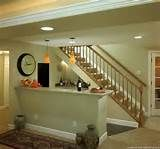 By Basements Beyond Small Basement With Big Design Style Basement Makeover Home Basement Remodeling