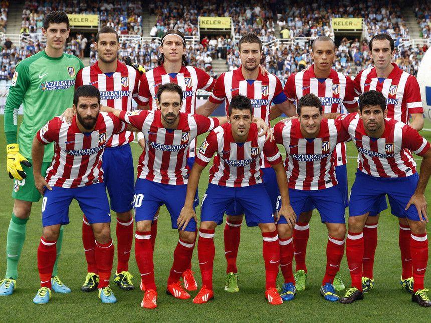 El Atleti Que No Volverá A Ser Atletico De Madrid Club Atlético De Madrid Atletico Madrid