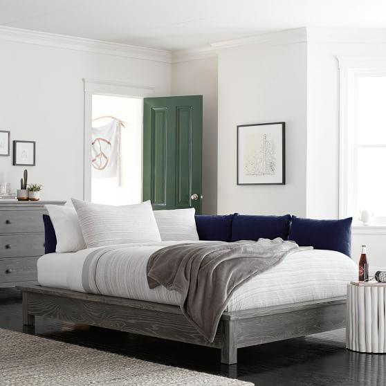 Stuff Your Stuff Platform Bed Platform Bed Simple Bed Bed