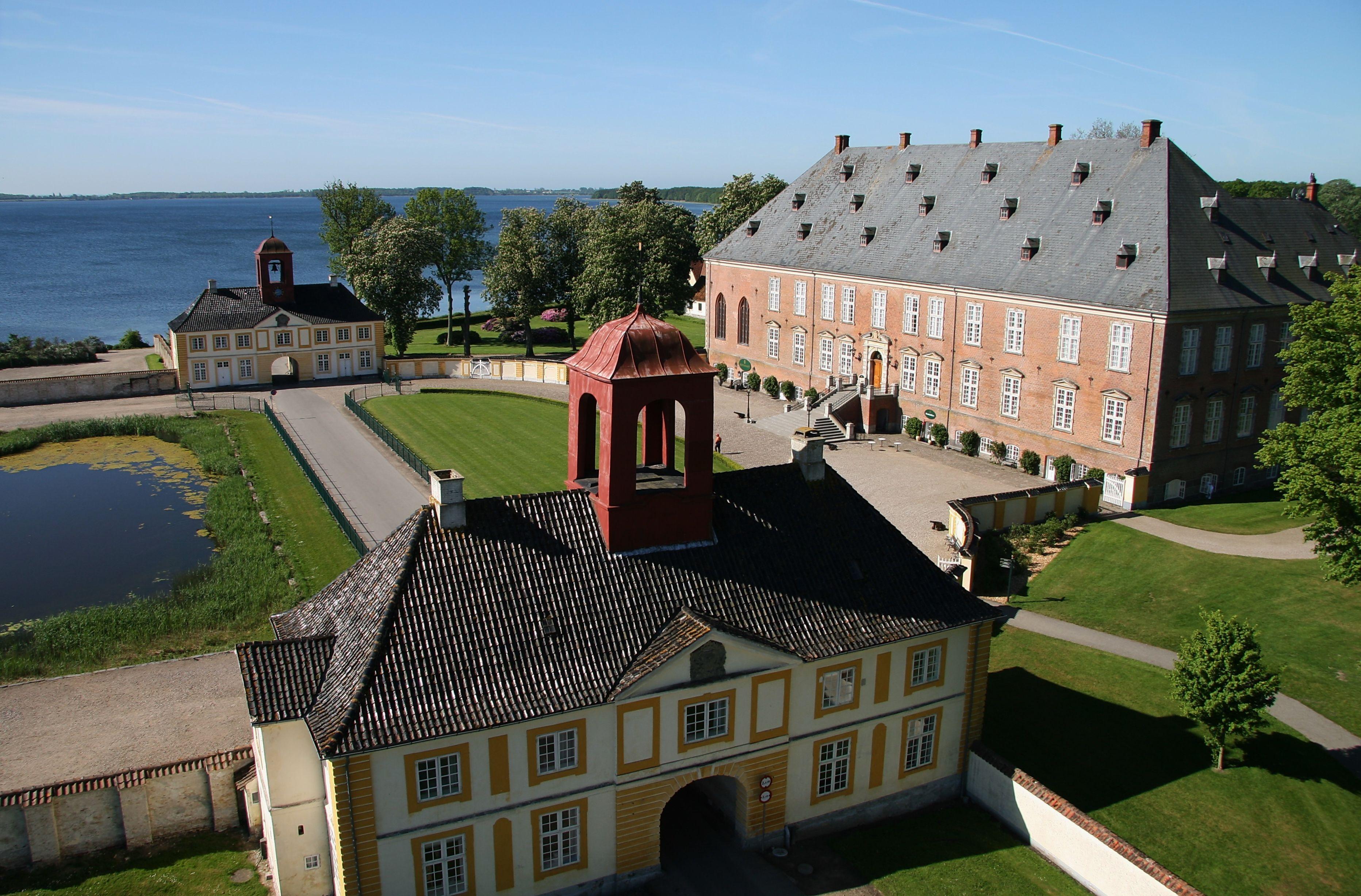 Valdemar Castle Denmark Slotte Danmark Steder
