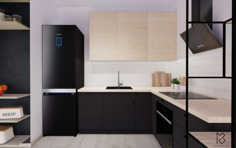 Kuchnia W Stylu Industrialnym Home Decor Decor Furniture