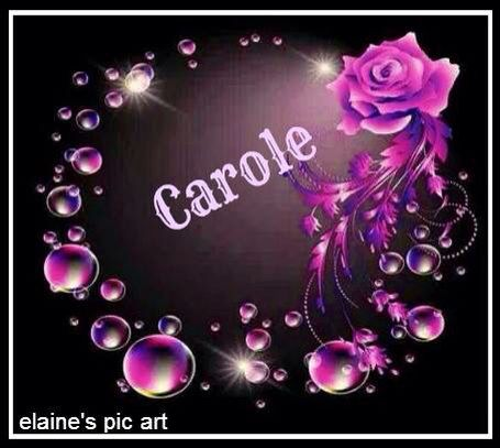 Art image by Carole Musto on C is for Carole