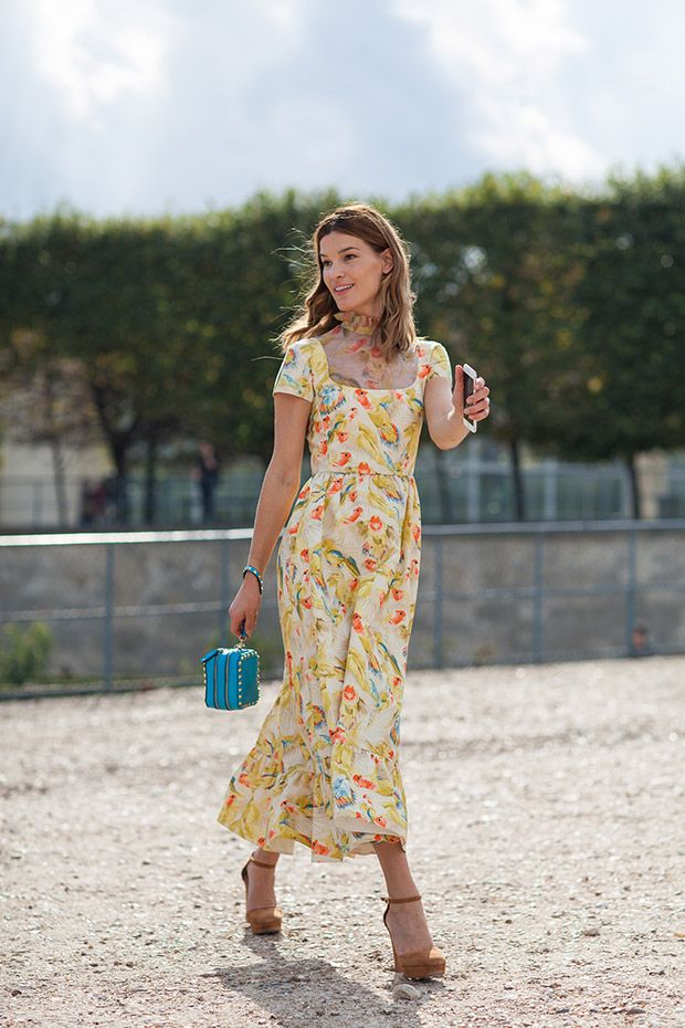 Paris Summer Street Style
