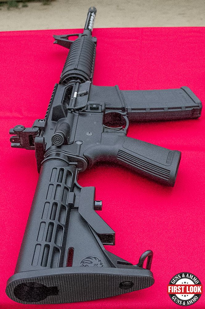 First Look: Ruger AR-556 | Guns & Ammo. Just picked up one of these for myself. Can't wait to shoot it!