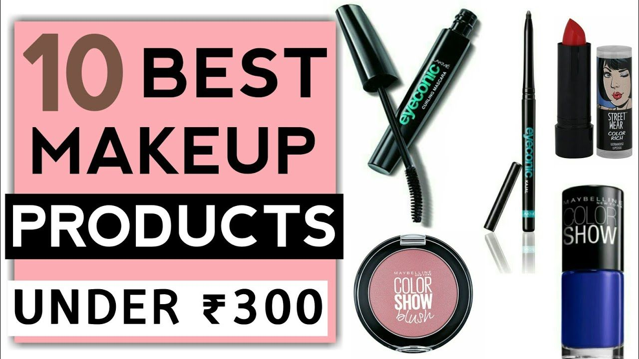 MakeUp Beginners Kit Under 300/ Affordable Makeup