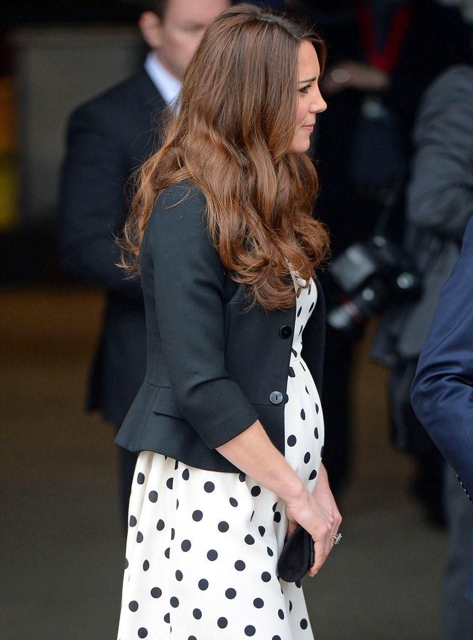 Ralph lauren fitted black jacket kates jackets pinterest kate middleton ombrellifo Gallery
