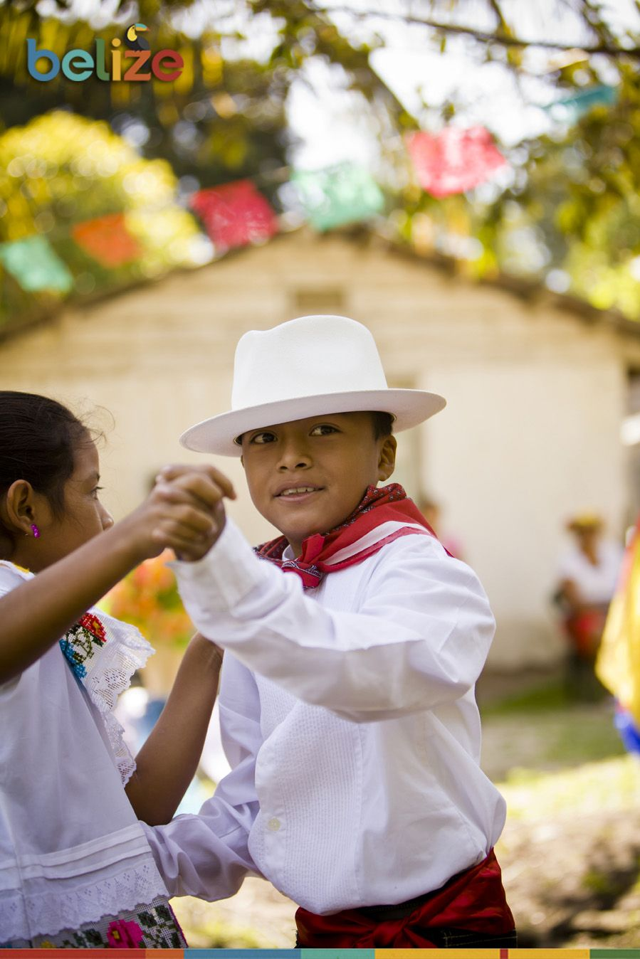 The mestizos of belize are a strong group of people still practicing their traditional dances