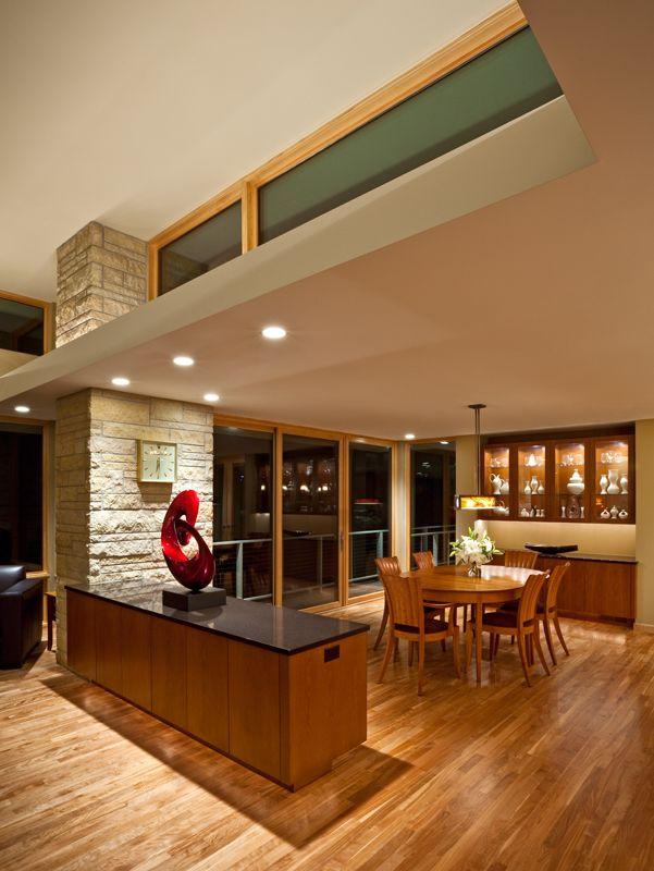 Charles Stinson Architect Laurie Plattes interior design