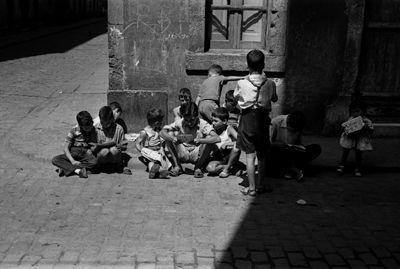 Lectura,1959. Leopoldo Pomés