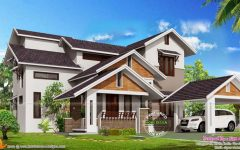 Modern House Plans Videos With Exterior House Paint Pink With Paint Exterior House Program For Kerala Beautiful House Plans House Exterior Kerala House Design