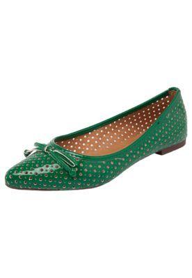 52cddc30b Sapatilha DAFITI SHOES Vazada Verde   Sapatos, bolsas e acessórios ...