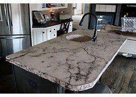 Concrete Countertops Mix Premeasured Casting Blend By Surecrete