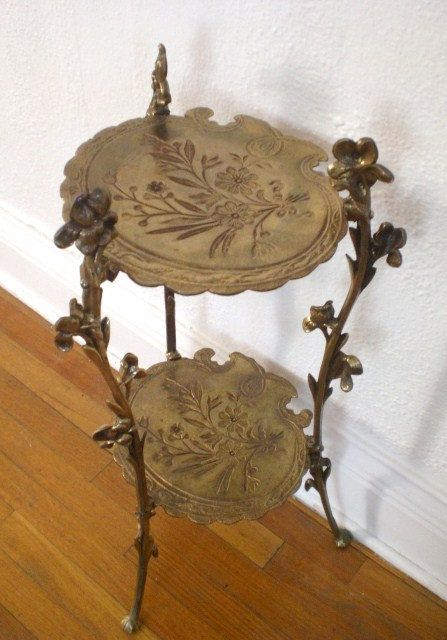 Your Place To Buy And Sell All Things Handmade Plant Stand Antiques Faux Bois
