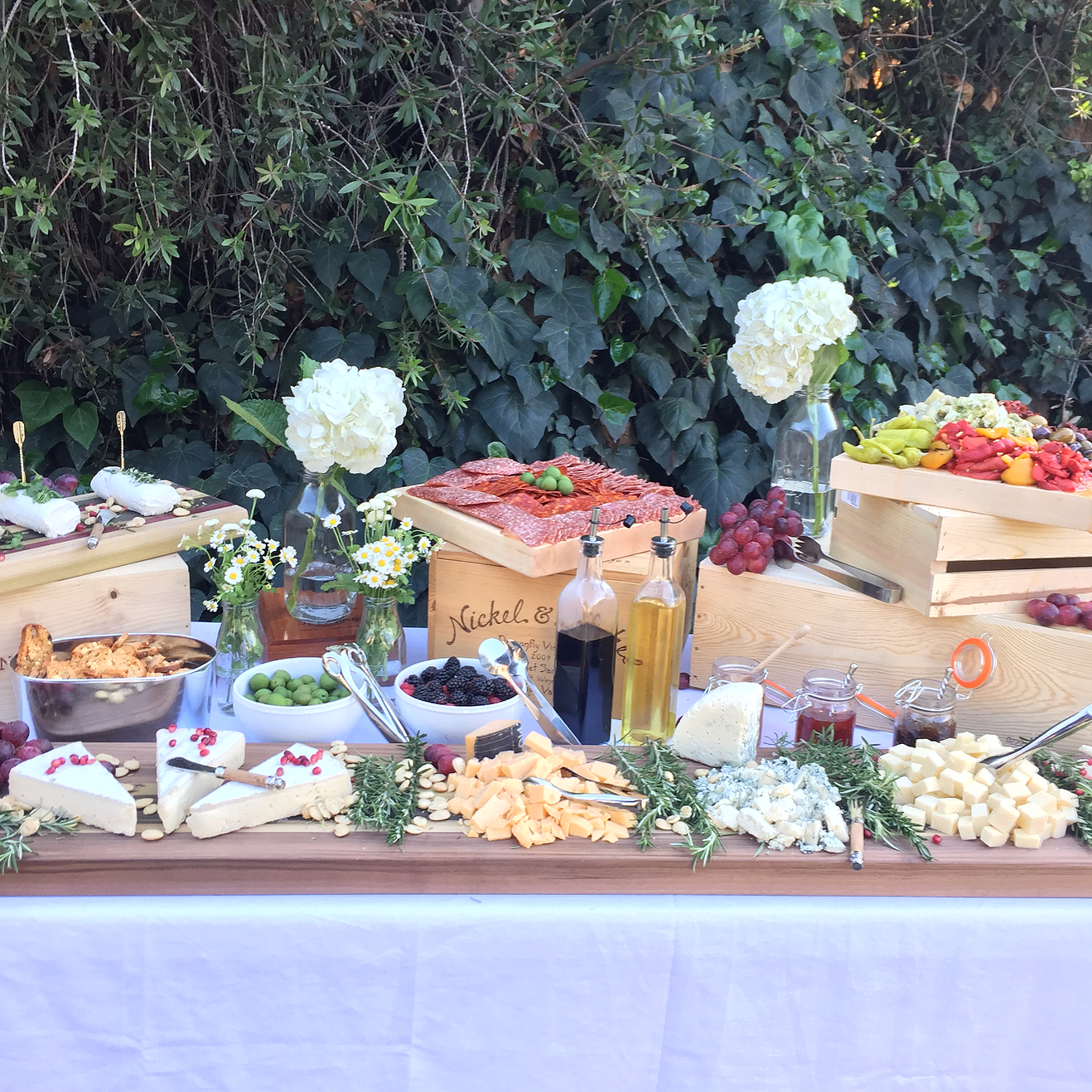 Cheese Wedding Catering In Orange County Ca