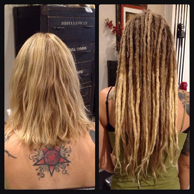 Top 100 Dreadlock Hairstyles Photos Before After Human Hair Dreadlock Extensions By Alin Caylin Ca Dreadlock Hairstyles Dreads Short Hair Synthetic Dreads