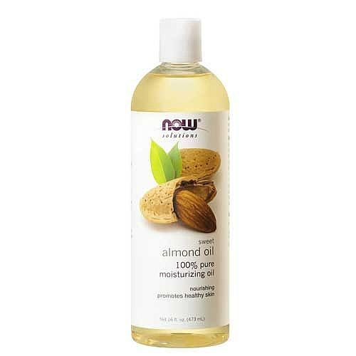 Sweet Almond Oil. Great For Brunettes! Get A Richer Brown