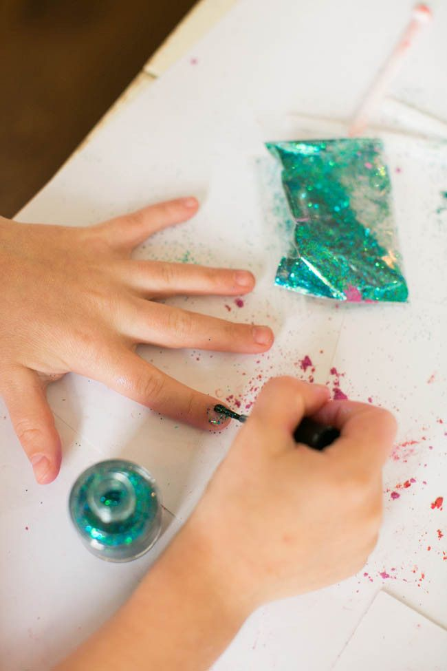 How To: Make Your Own Nail Polish | Slumber parties, Fun diy and Diy ...