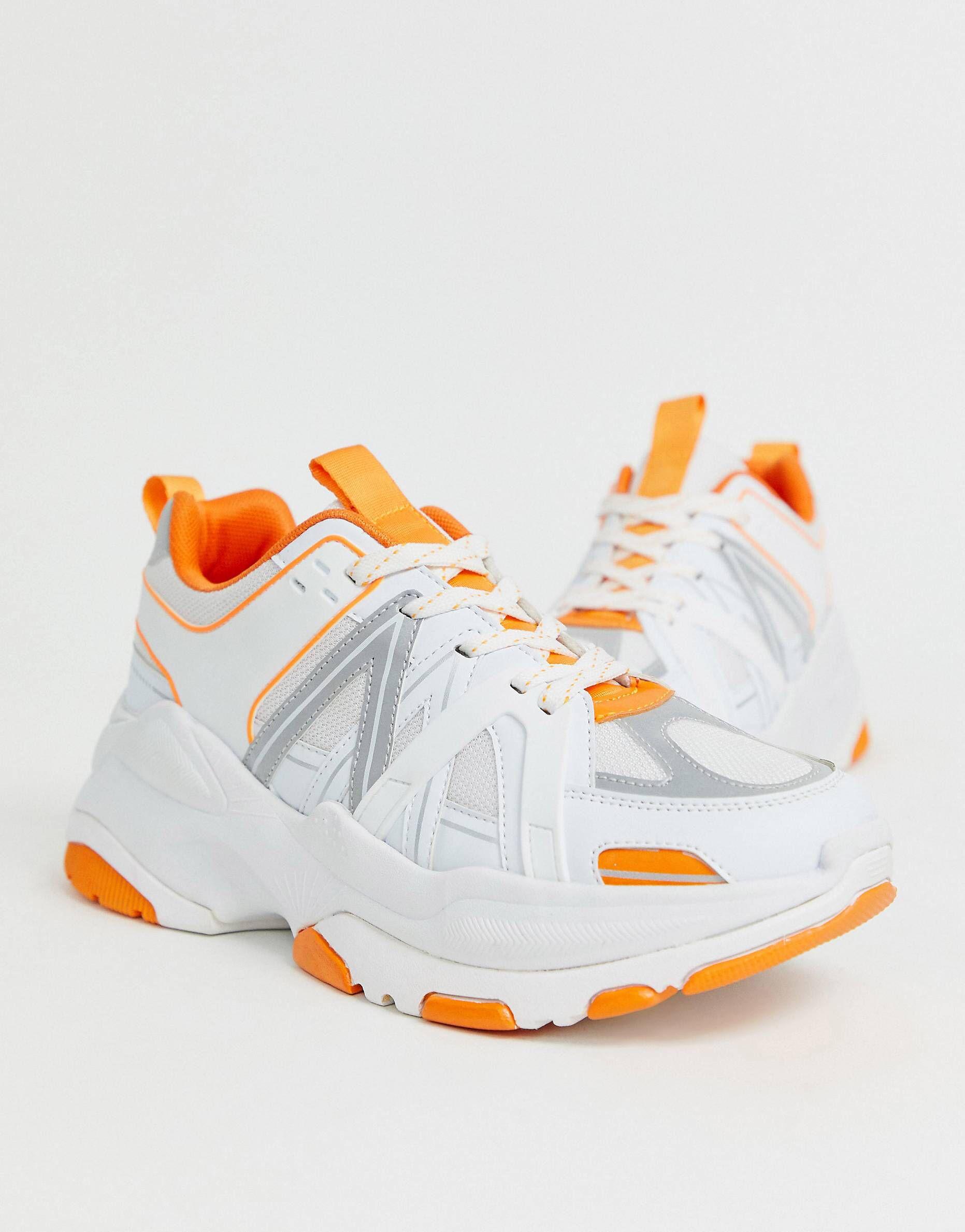 Asos designs, White trainers