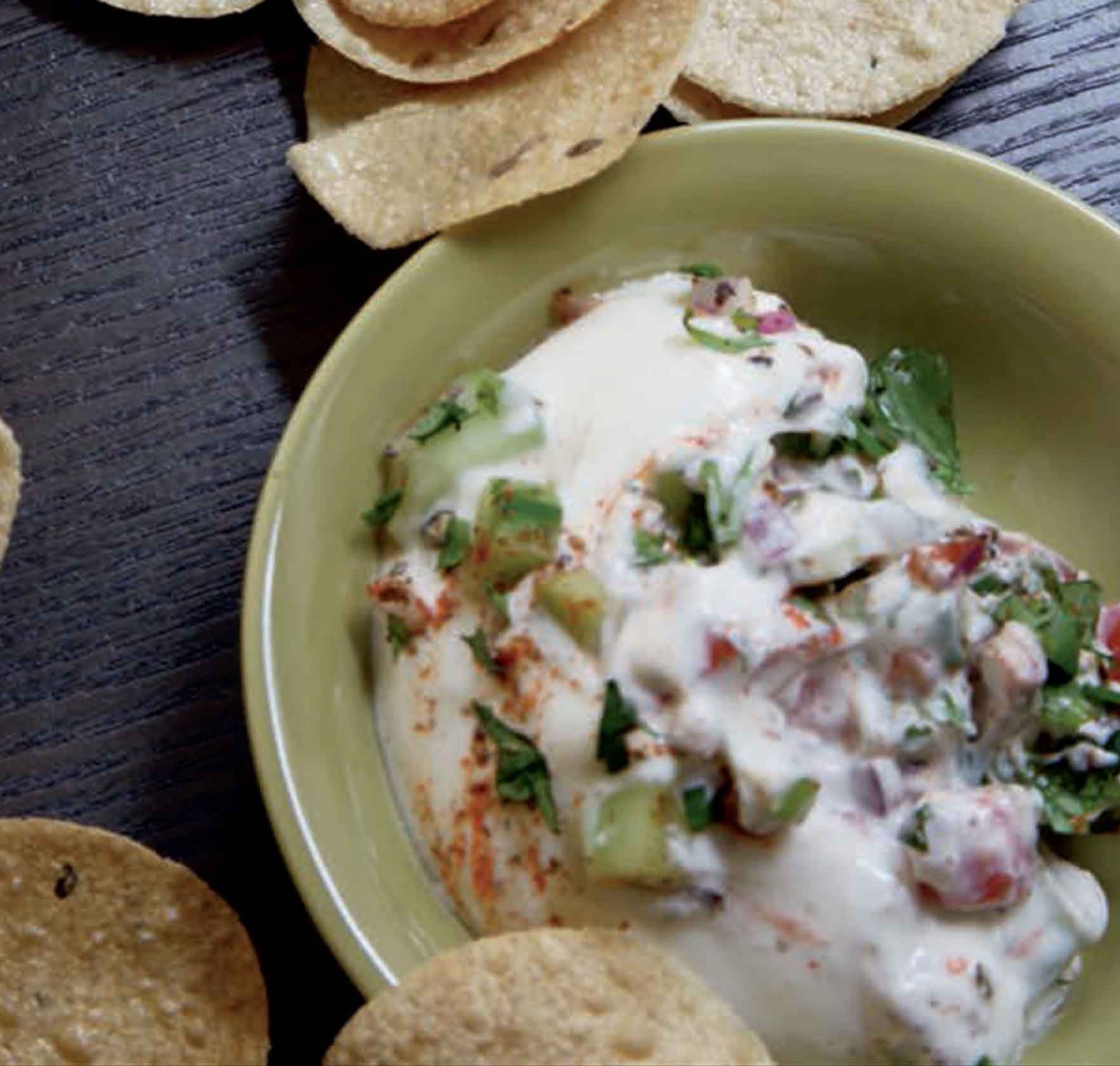 Tomato cucumber and onion raita recipe from indian food made easy tomato cucumber and onion raita recipe from indian food made easy by anjum anand forumfinder Choice Image