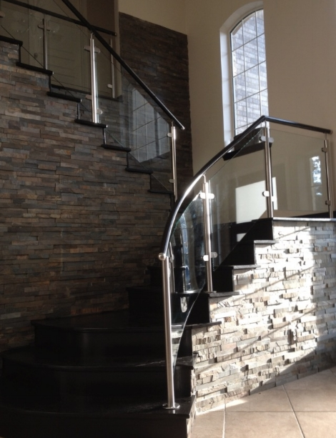 Best The Salem Project Curved Glass Stair Company Glass 400 x 300