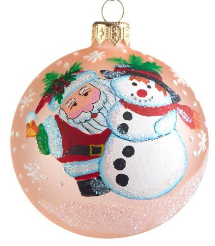 "Elite Ornaments 6021 ""St. Nick & Frosty"" Elite Ornaments,http://www.amazon.com/dp/B00A6KI4R0/ref=cm_sw_r_pi_dp_EVUEsb1CPP7Z4KGA"