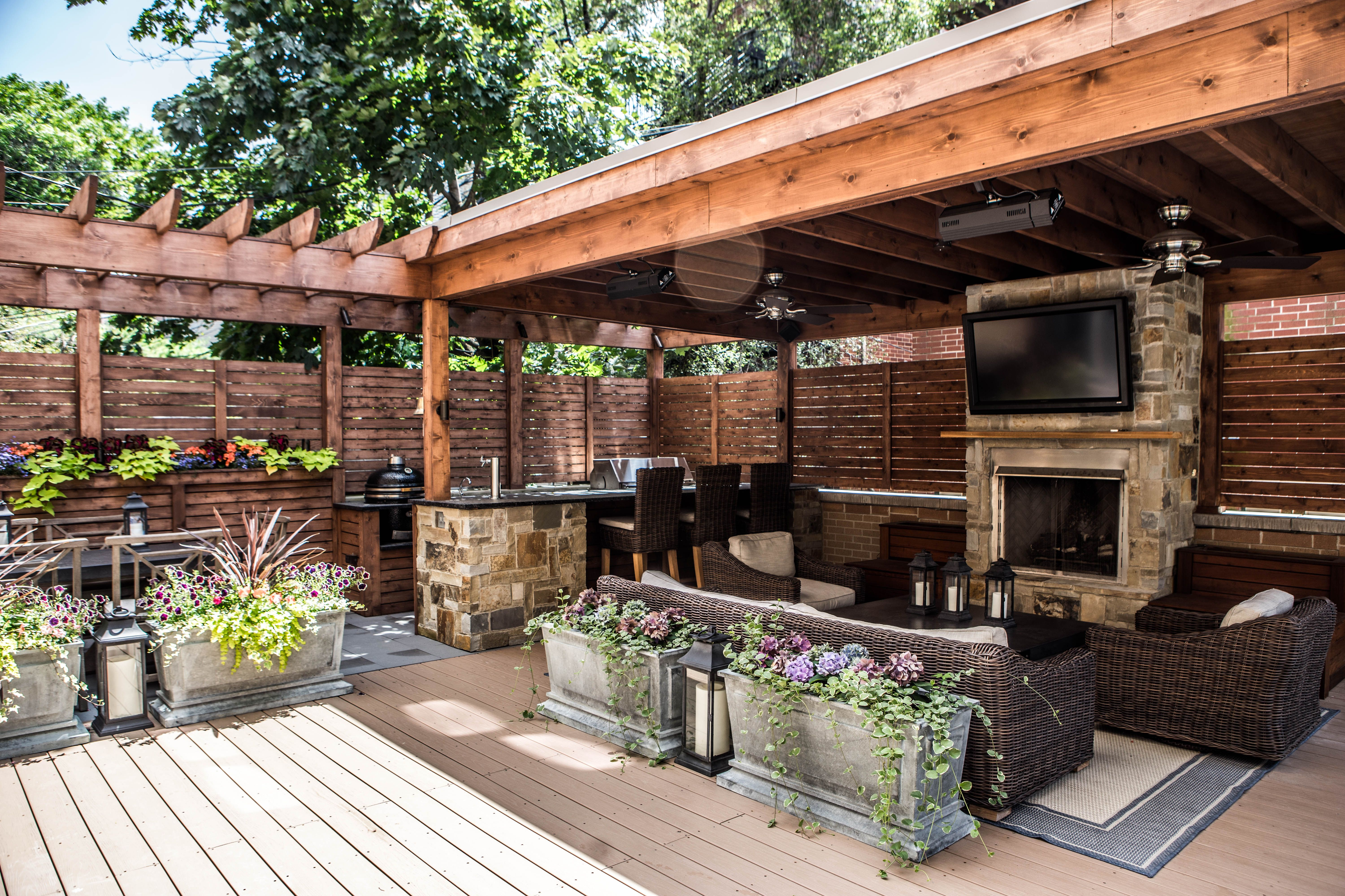 A Chicago Outdoor Space Check out more of our projects at