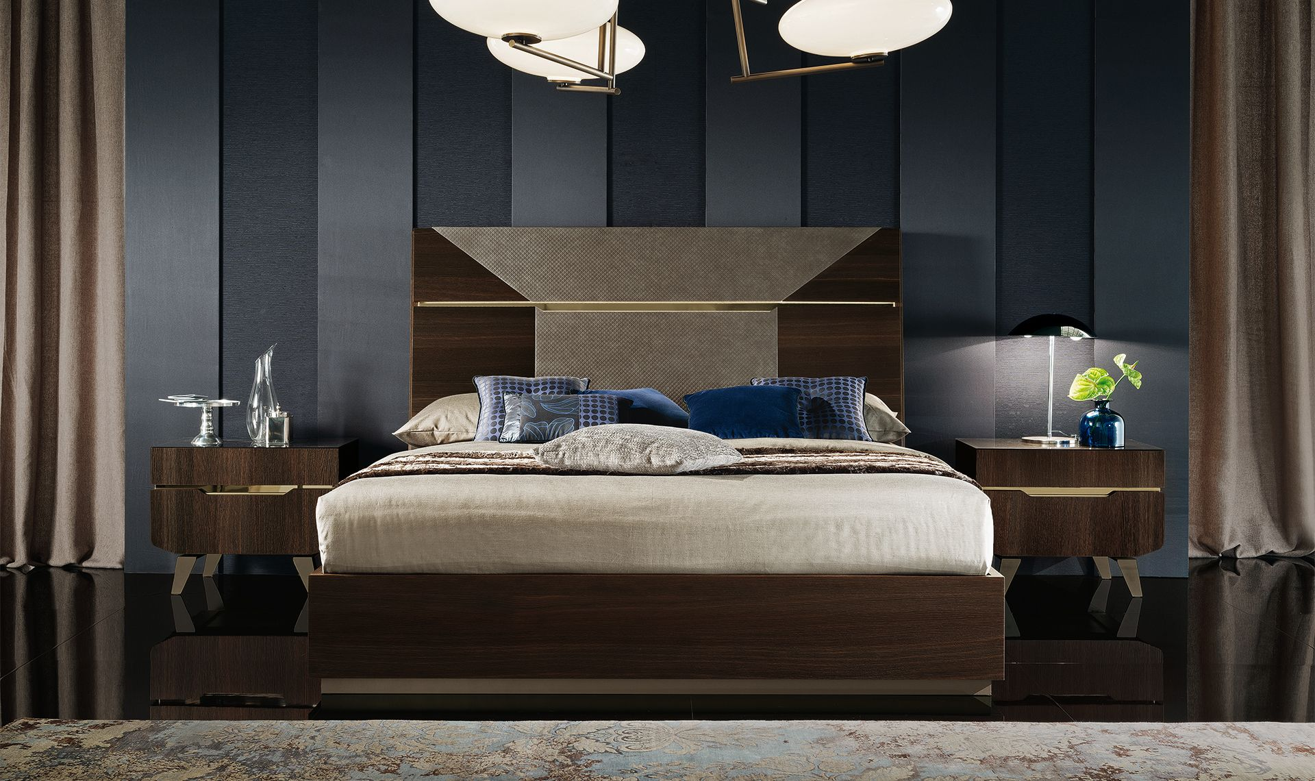 Accademia Bedroom Set By Alf Italian Bedroom Furniture Italian