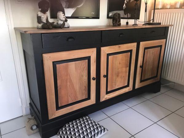 chic et contemporain tendanceplus beaux meilleurs relooking meuble meuble buffetcommode bois