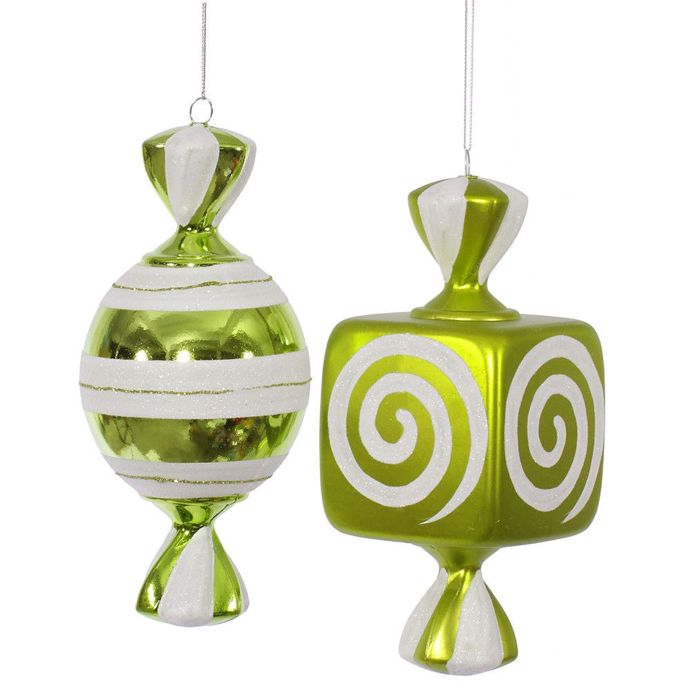 Christmas Decoration-Oversized Lime Candies Don\'t be afraid of ...