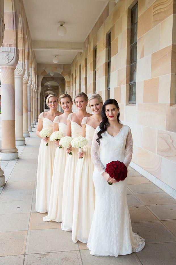 easyweddings.com.au | Modest Wedding Dresses with Sleeves - 1 ...