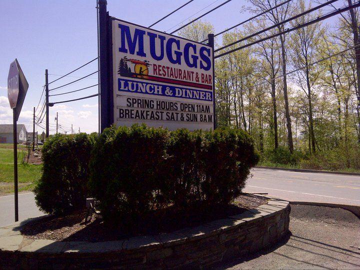 Muggs Restaurant Hawley Pa Menu