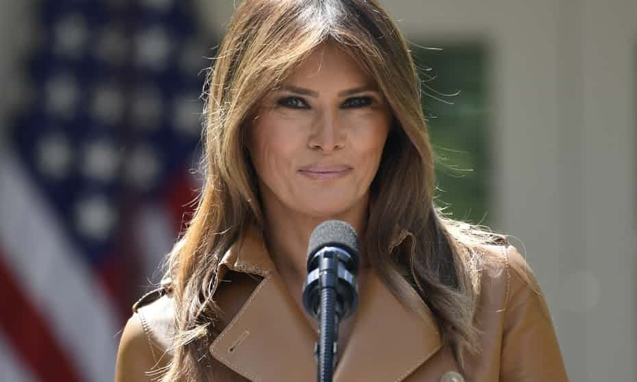 Missing Melania Trump Barely Makes News Things Are Getting Weirder First Lady Melania Trump Fox News Trump First Lady Melania