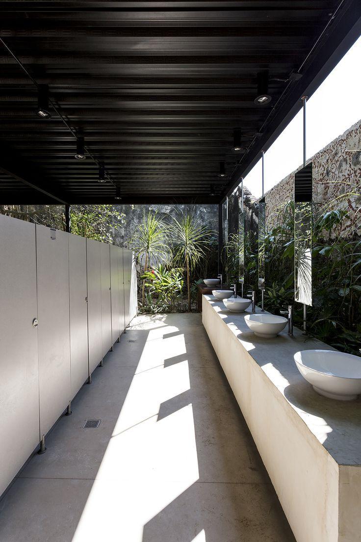 diseno de baño publico:más de 1000 ideas sobre baños publicos en