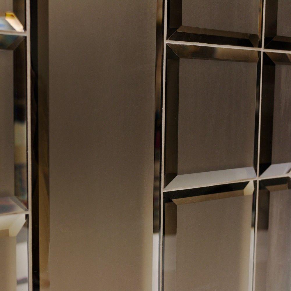 bronze mirror sample - Google Search | Mirror panel wall ...