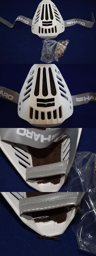 Helmet Accessories 177865 Haro Bmx Bicycle Helmet Protective Face