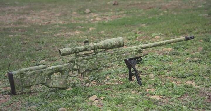 Sniper Rifle | Any weapon ,gear n Etc; | Pinterest M110 Sniper Rifle Suppressed