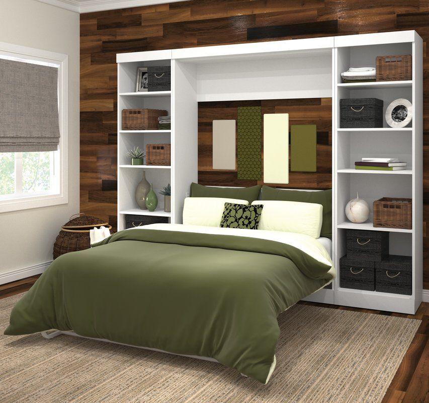 Red Barrel Studio Jordan Murphy Bed Bedroom design in