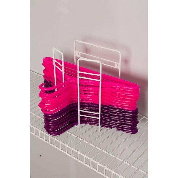 Resultado de imagen para estuche para guardar ganchos de for Ganchos metalicos para colgar ropa