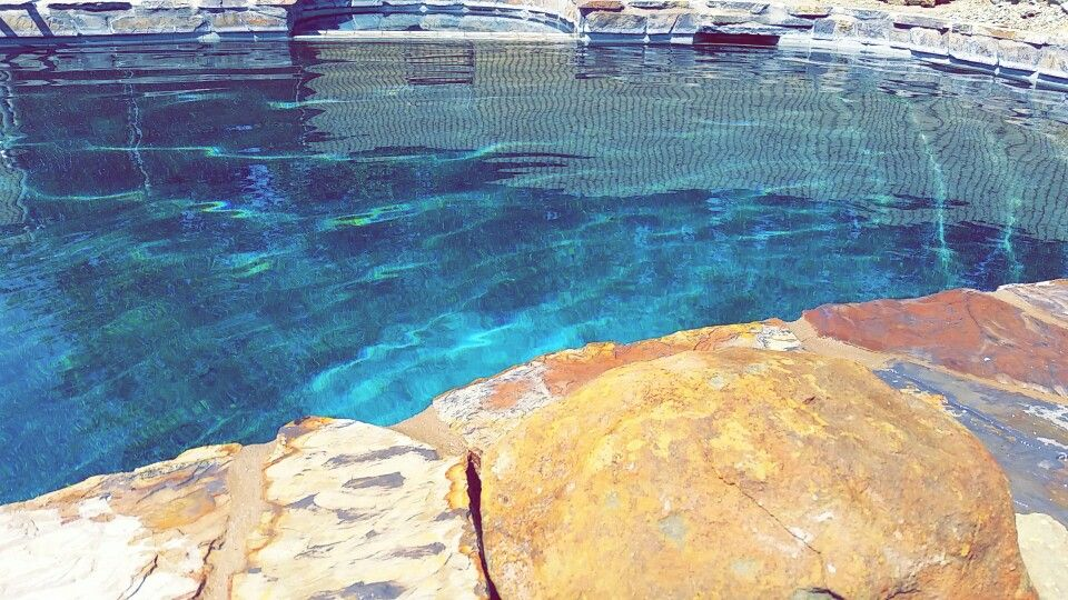 Black Pearl PebbleTec Pool LizarragaPools Pools Pinterest - Black pearl pebble tec pool bottom