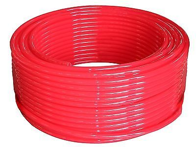 materials: 3/4 X 100Ft Pex Tubing Oxygen Barrier O2 Evoh Red Radiant Floor Heat BUY IT NOW ONLY: $49.0