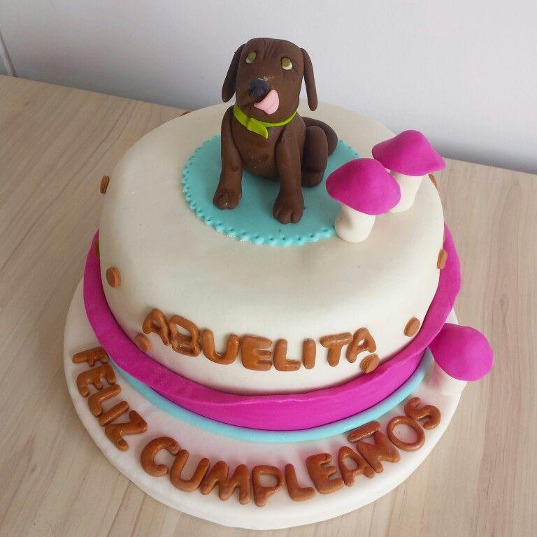Labrador cake!!  #TortaLabrador #LabradorChocolate #ChocolateLabrador #TortasPersonalizadas #TortasPalmira #TortasTematicas