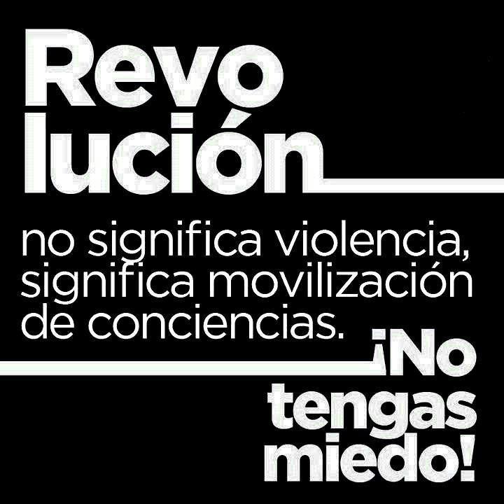 Revolución.
